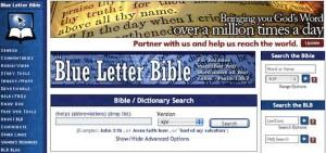 Blue Letter Bible – BenHammond org