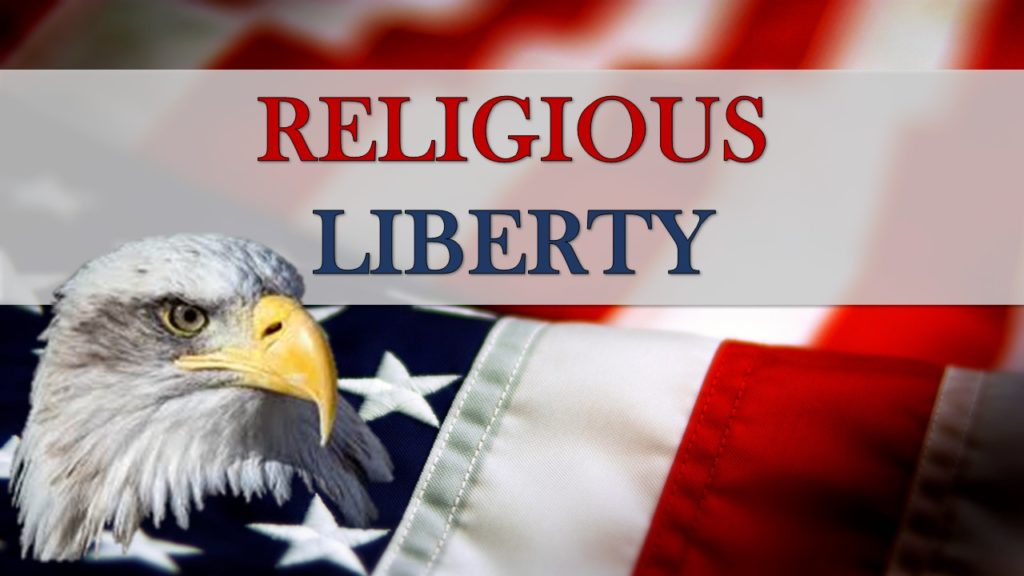 Read articles about religious liberty